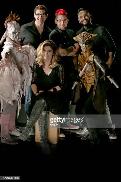 OFF 'Battle of the Beasts' Episode 1114 Pictured Tyler Green Emily Serpico Adam Milicevic Gage Hubbard