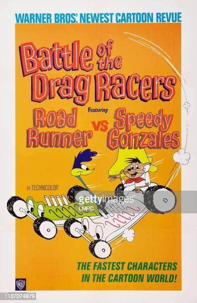 Road Runner Speedy Gonzales 1964