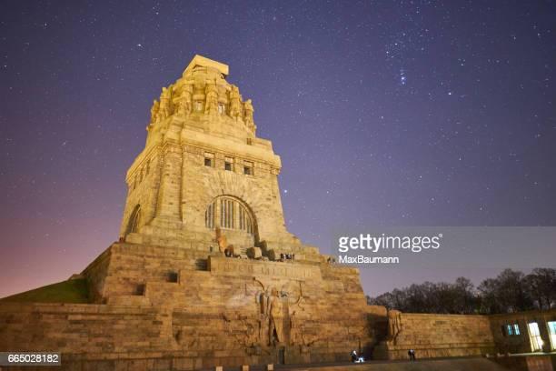 Kampf der Nationen Denkmal - Völkerschlachtdenkmal