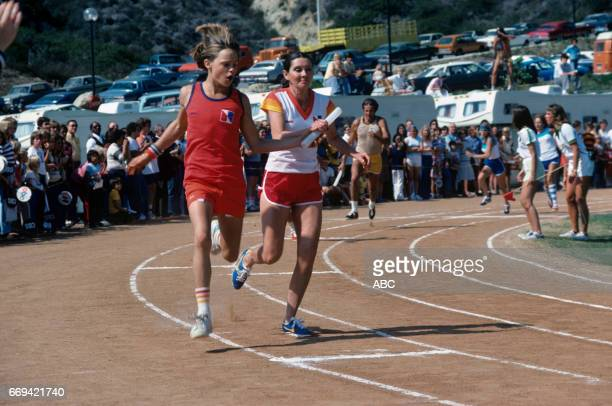 Battle of the Network Stars 11/4/77 on the Walt Disney Television via Getty Images Television Network competition Battle of the Network Stars LANCE...