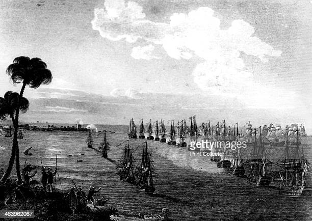 Battle of the Nile 1 August 1798 The British fleet under Nelson destroyed the French fleet in Aboukir Bay in a battle fought at night