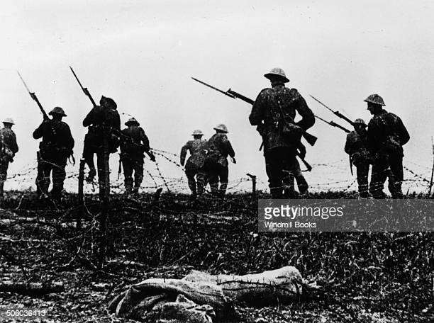 Battle of the Somme British Front France Battle Somme