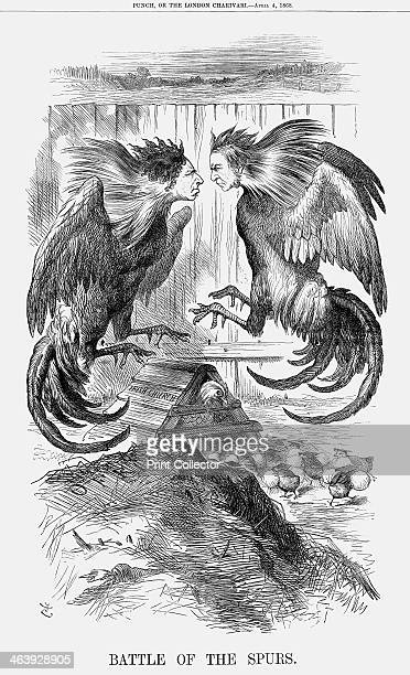 'Battle of The Spurs' 1868 The Liberal MP Mr Gladstone believed that in view of the recent Fenian outrages that moves to redress agrarian grievances...