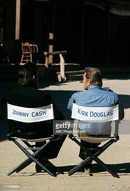 SHOW 'A Battle of the West' On Location in Arizona Shoot Date January 13 1971 JOHNNY