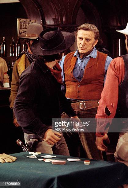 SHOW 'A Battle of the West' On Location in Arizona Shoot Date January 13 1971 UNKNOWNS