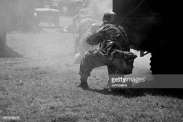 battle. - battlefield stock pictures, royalty-free photos & images