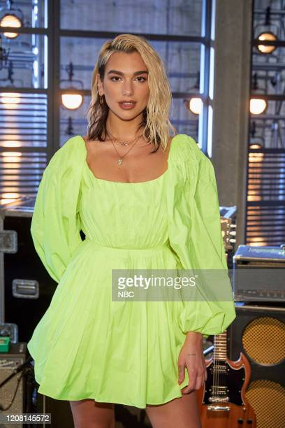 THE VOICE Battle Reality Episode 1806 Pictured Dua Lipa