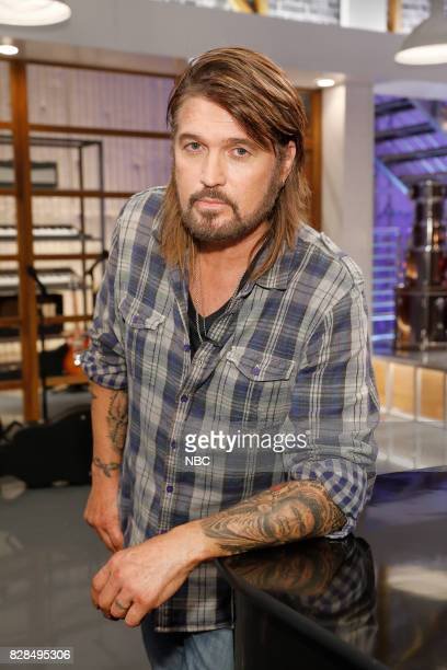 THE VOICE 'Battle Reality' Pictured Billy Ray Cyrus