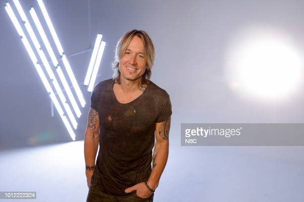 THE VOICE Battle Reality Pictured Keith Urban