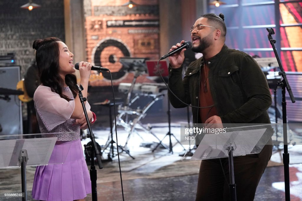 "NBC's ""The Voice"" - Episode 1408"