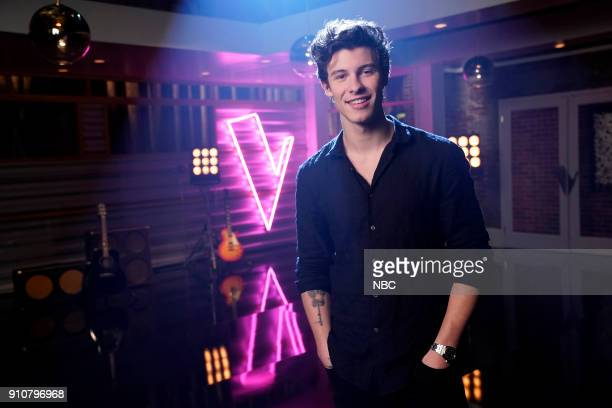 THE VOICE Battle Reality Pictured Shawn Mendes