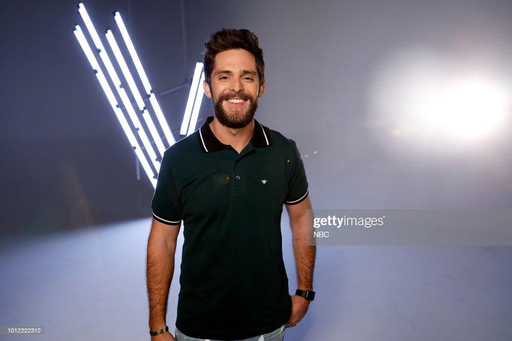"""NBC's """"The Voice"""" - Season 15"""