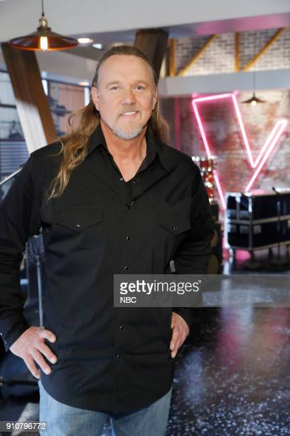 THE VOICE 'Battle Reality' Pictured Trace Adkins