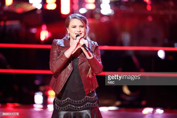 THE VOICE 'Battle Rounds' Pictured Anna Catherine DeHart