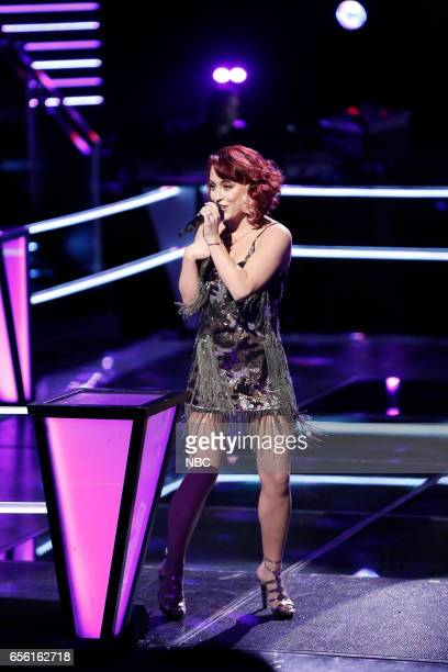 THE VOICE 'Battle Rounds' Pictured Casi Joy