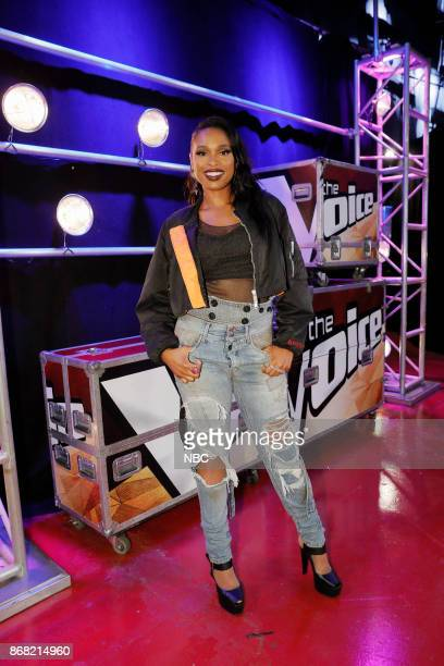 THE VOICE Battle Rounds Pictured Jennifer Hudson