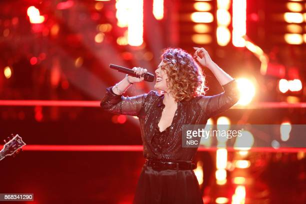 THE VOICE 'Battle Rounds' Pictured Shilo Gold
