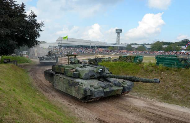 GBR: TANKFEST 2021 At Bovington Tank Museum
