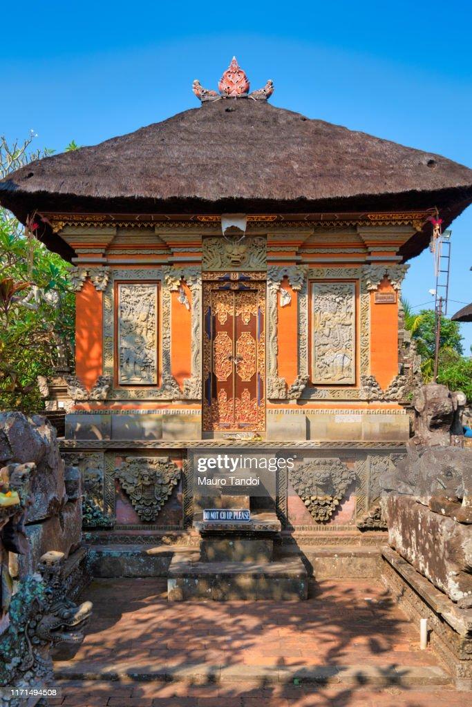 Batuan Temple, Ubud, Bali Island : Stock Photo