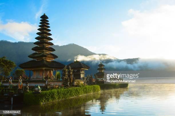 batur lake - denpasar stock pictures, royalty-free photos & images