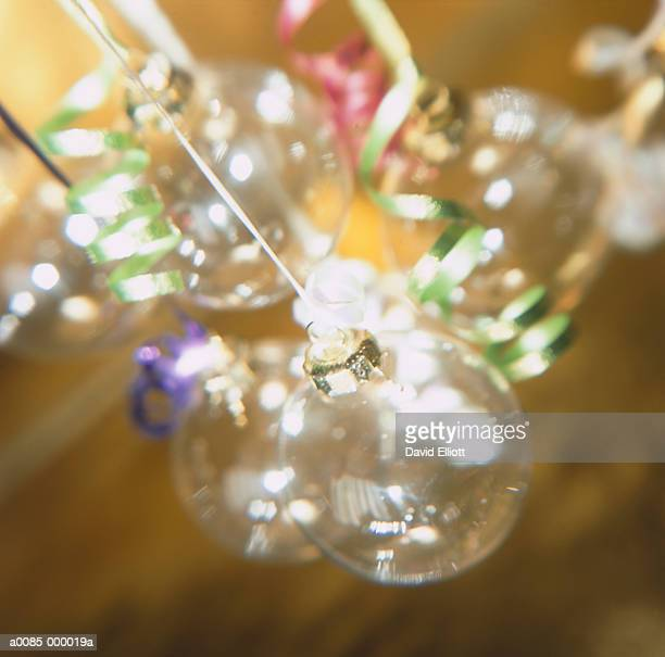 Baubles and Ribbons Hanging