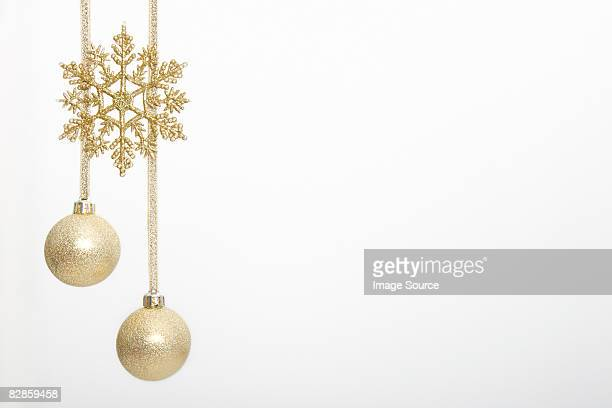baubles - christmas decoration stock pictures, royalty-free photos & images