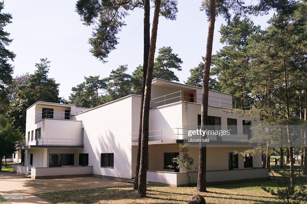 Bauhaus Huser. Top Bauhaus Huser Architektur With Bauhaus Huser ...