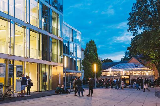 Bauhaus University in Weimar - gettyimageskorea