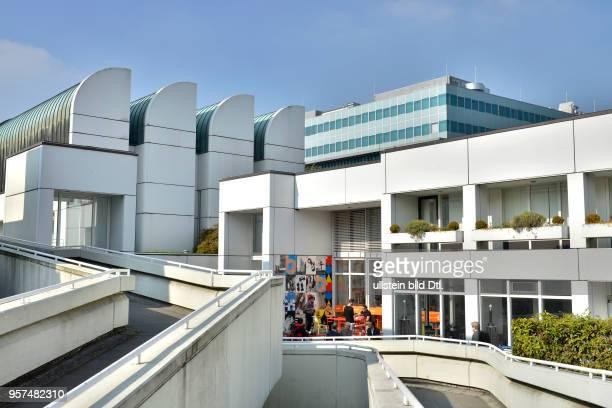 BauhausArchiv Museum für Gestaltung Klingelhoeferstrasse Tiergarten Mitte Berlin Deutschland / Klingelhöferstraße