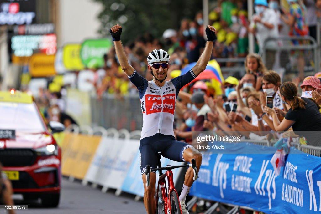 108th Tour de France 2021 - Stage 14 : Nieuwsfoto's