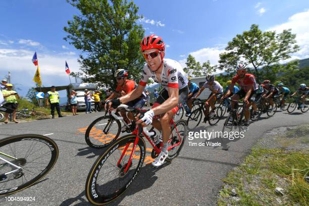 Bauke Mollema of The Netherlands and Team Trek Segafredo / during the 105th Tour de France 2018 Stage 16 a 218km stage from Carcassonne to...