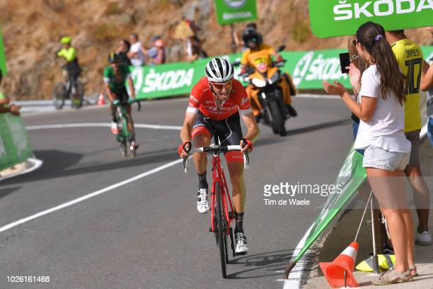 Bauke Mollema of The Netherlands and Team Trek Segafredo / during the 73rd Tour of Spain 2018 Stage 9 a 2008km stage from Talavera de la Reina to...