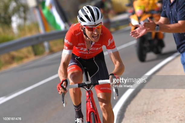 Bauke Mollema of The Netherlands and Team Trek Segafredo / during the 73rd Tour of Spain 2018, Stage 9 a 200,8km stage from Talavera de la Reina to...