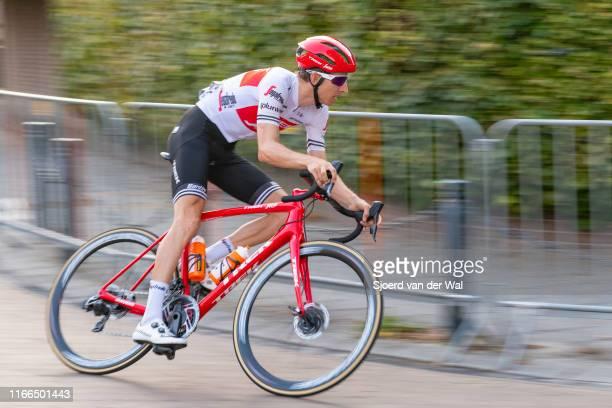 Bauke Mollema of The Netherlands and Team Trek-Segafredo during the 2019 Spektakel van Steenwijk on August 6, 2019 in Steenwijk,Netherlands.