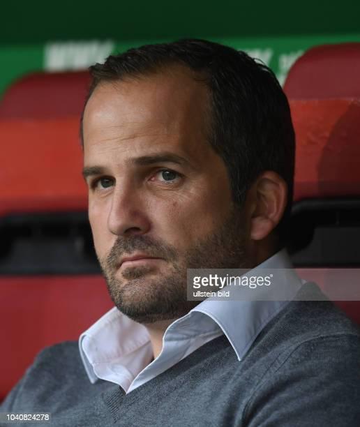 Baum, Manuel, Germany - coach, October 21, 2017.