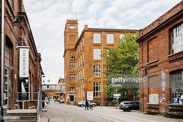 Baumwollspinnerei Leipzig, Alemania