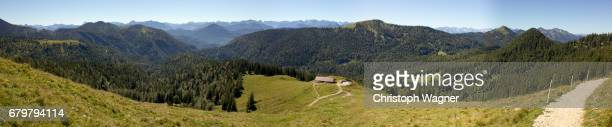 bavaria alps - chiemgau - beschaulichkeit stock pictures, royalty-free photos & images
