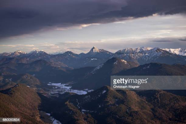 Bavaria Alps - Guffert