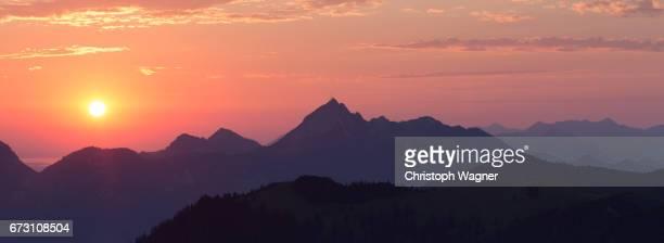 Bavaria Alps - Wendelstein