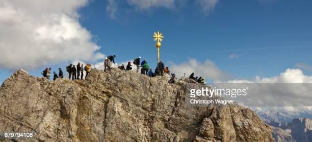 bavaria alps - wettersteingebirge - sorglos stock pictures, royalty-free photos & images
