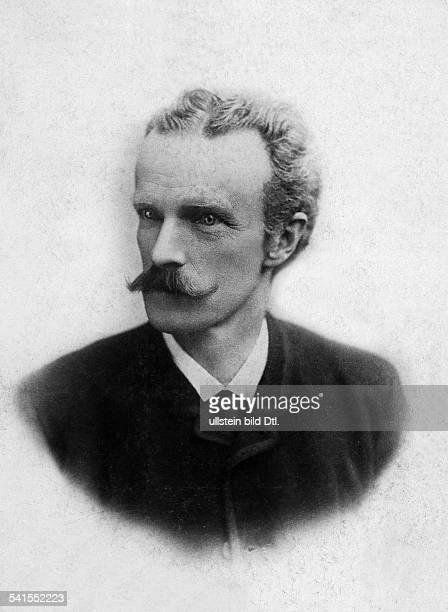 Bavaria, Carl-Theodor in - Duke, Ophthalmologist, Germany*09.08.1839-+portrait - Photographer: B. Dittmar- undatedVintage property of ullstein bild