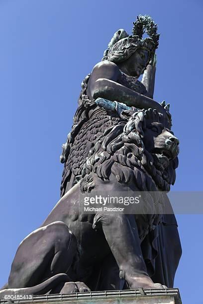 Bavaria monument