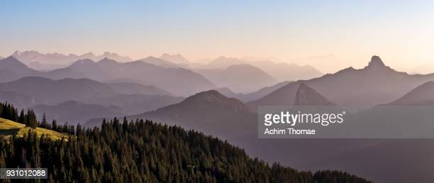 Bavarian Alps, Rottach-Egern, Germany, Europe