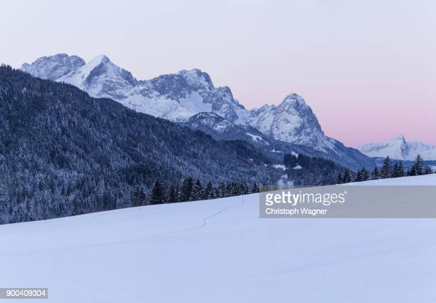 Bavarian Alps - Wettersteingebirge