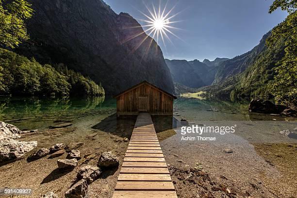 Bavarian Lake Obersee