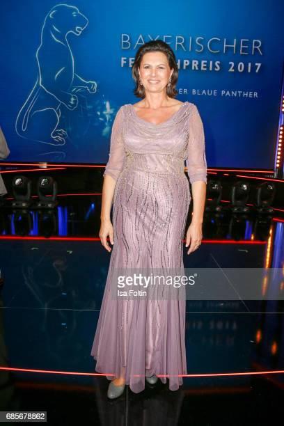 Bavarian Minister for Economic Affairs Ilse Aigner during the Bayerischer Fernsehpreis 2017 at Prinzregententheater on May 19, 2017 in Munich,...