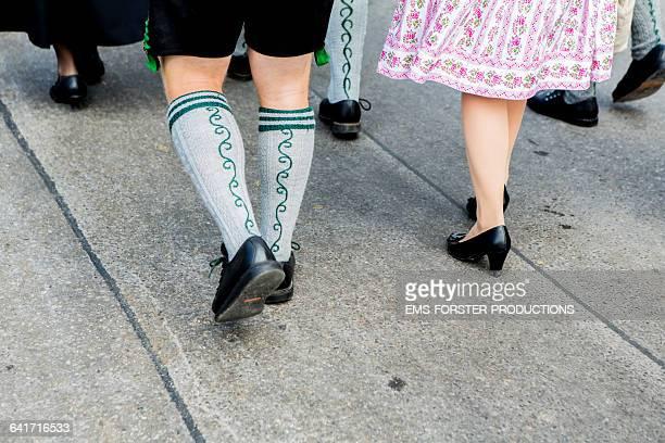 bavarian traditional costume