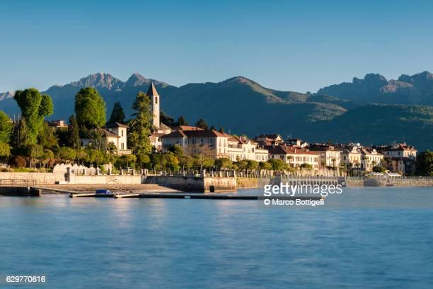Baveno Lake Maggiore, Verbano-Cusio-Ossola, Piedmont, Italy.