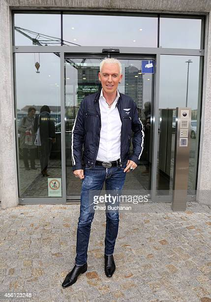 H P Baxxter sighted at Sat1 television studios on September 26 2014 in Berlin Germany