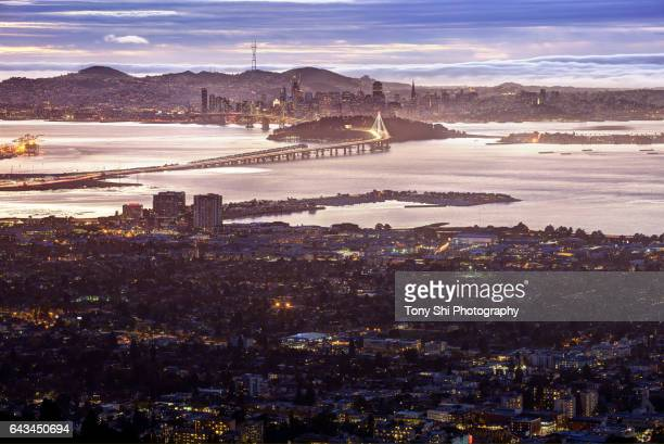 Bay Area - Scenic Grizzly Peak Vista - Berkeley Hills